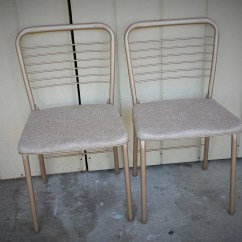Cosco Card Table And Chairs Recall Chair Covers At Big Lots Pair Of Vintage Metal Folding Game
