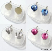 Items similar to 25x16mm Oval Clip-On Pressure Earring ...