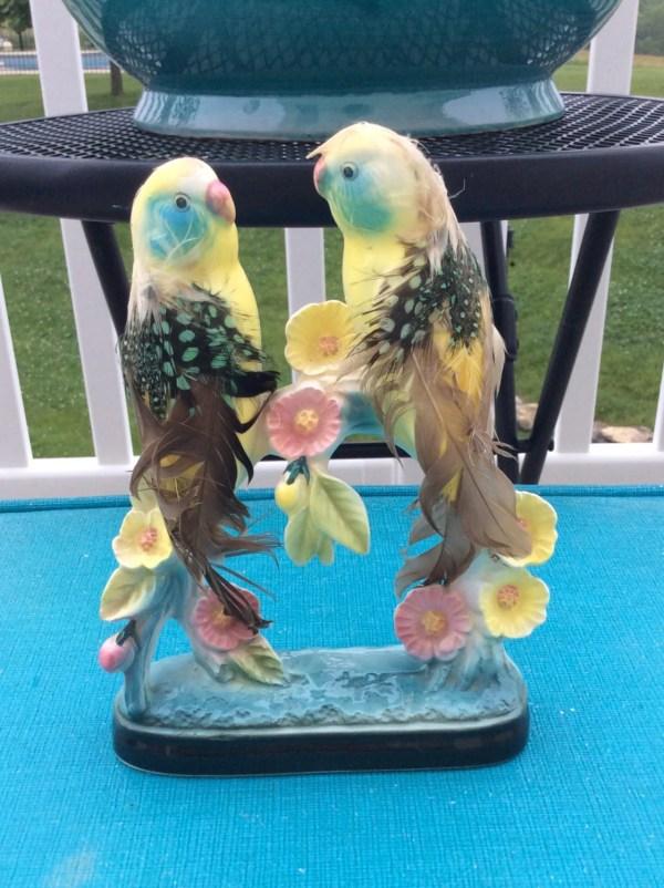 Love Bird Figurines