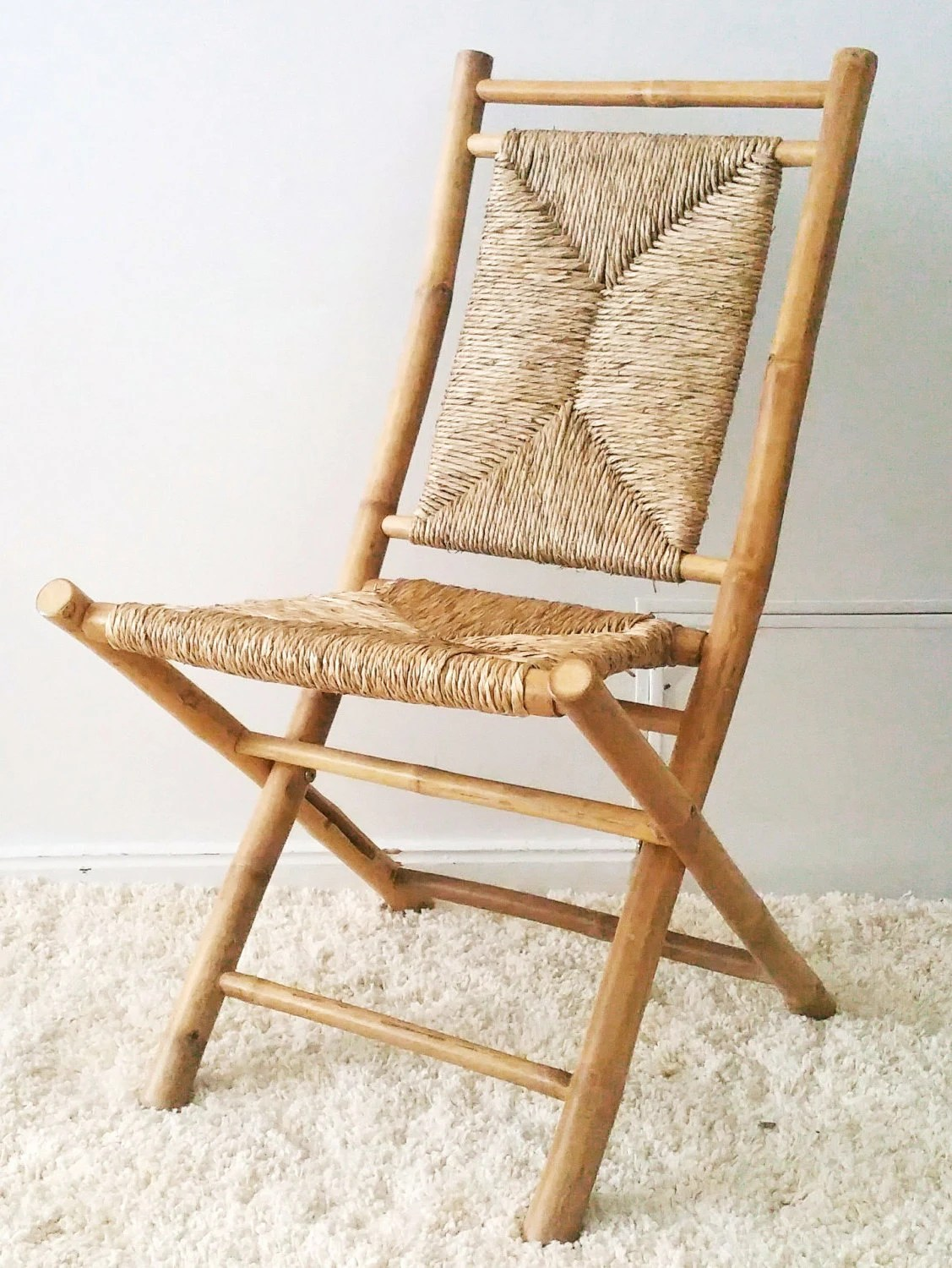bamboo folding chair inexpensive upholstered chairs
