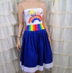 Cosplay Rainbow Brite Costume
