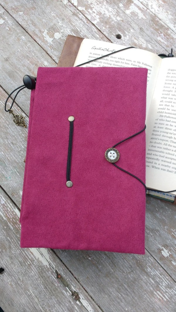 Book holder for hands free reading mass market cover
