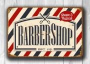 barber sign signs