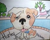 Pet Cartoon Custom, Custo...