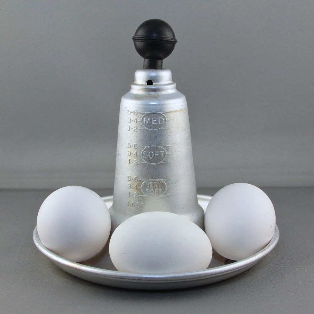 Vintage Cookware Antique Eggs Collectible Kitchen Boiled