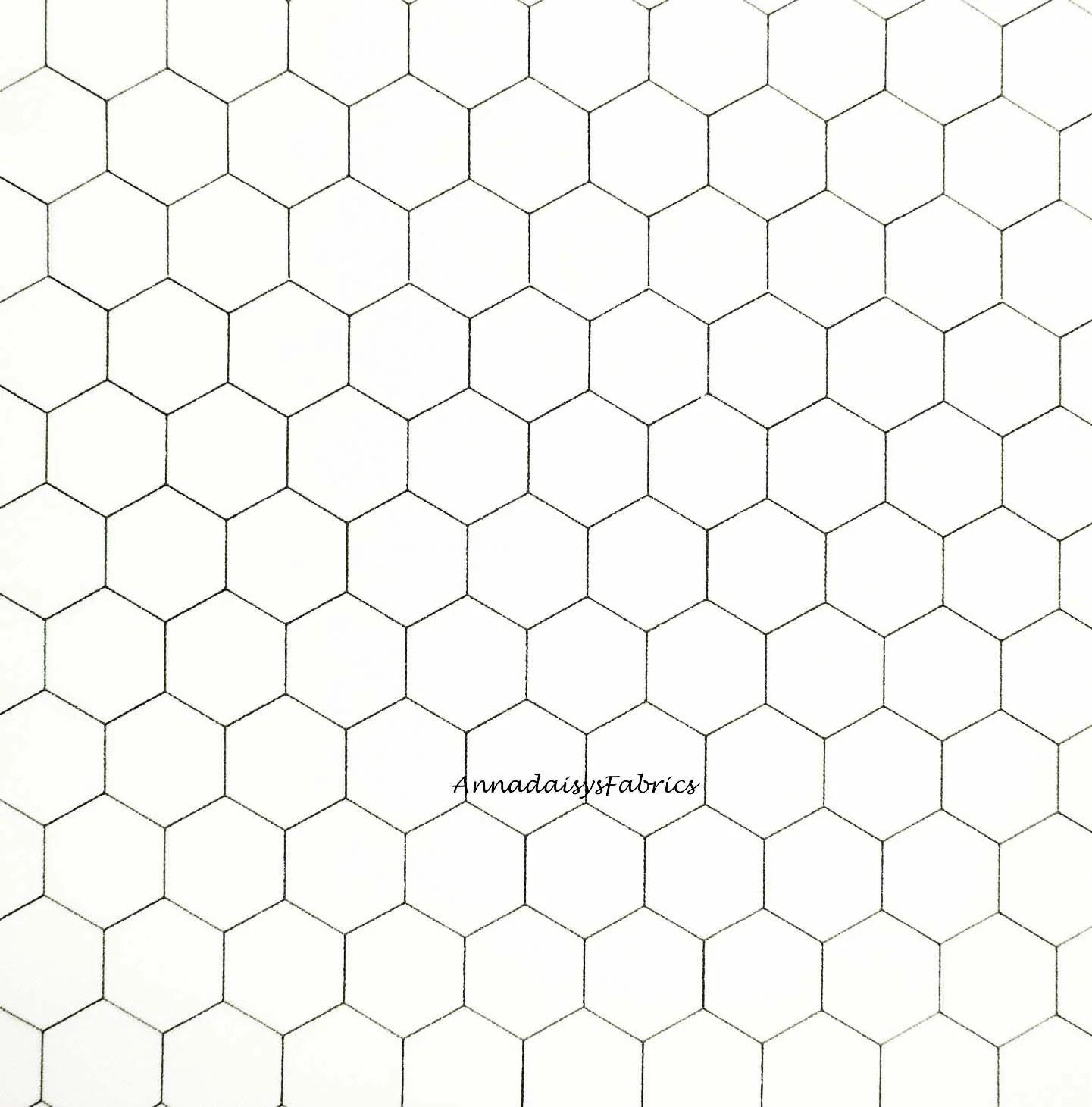 Chicken Wire Fabric Moda 8255 1 Black and White Chicken Wire