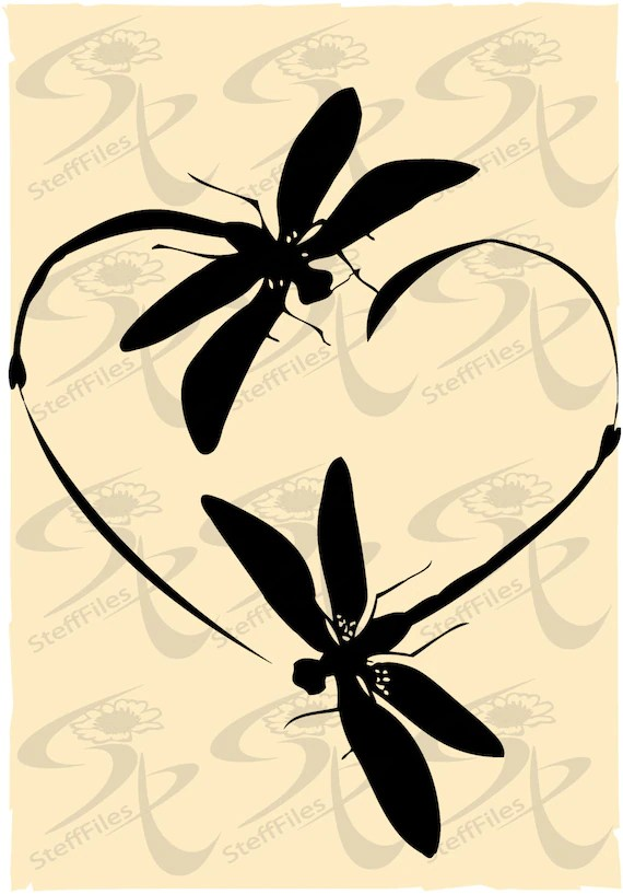 Download 0295_DRAGONFLY Vector Dragonfly