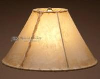 14 Rawhide Lamp Shade Southwestern