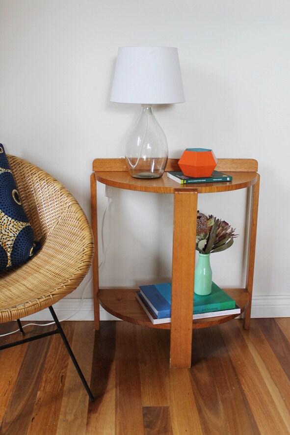 Small elegant hall lamp bedside table haute juice - Petite table haute ...