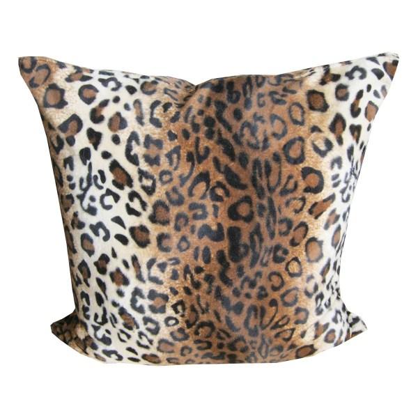 Leopard Print Throw Pillows Pillow Covers Decorative
