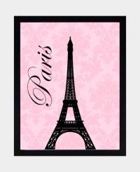 Items similar to Paris Decor, Eiffel Tower Wall Art ...