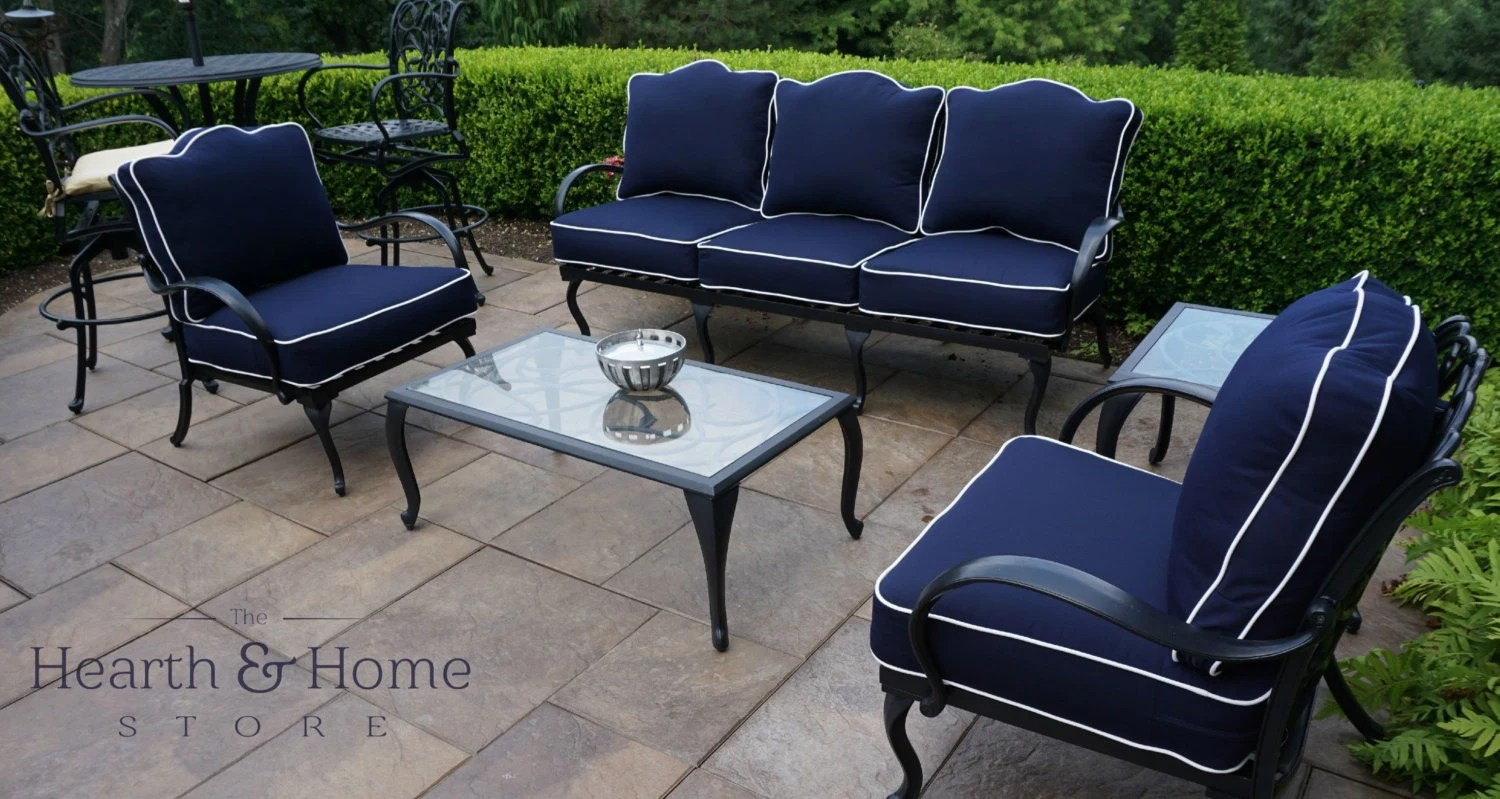 Custom Outdoor Cushion Covers Chair Pad Outdoor Seat