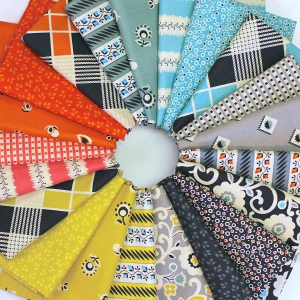 Bedford Fat Quarter Fabric Bundle Denyse Schmidt
