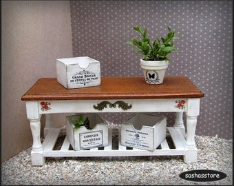 Scale dollhouse miniature  Etsy