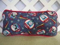 Thomas the Train Pillow / Thomas Pillow / Little Boys Pillow
