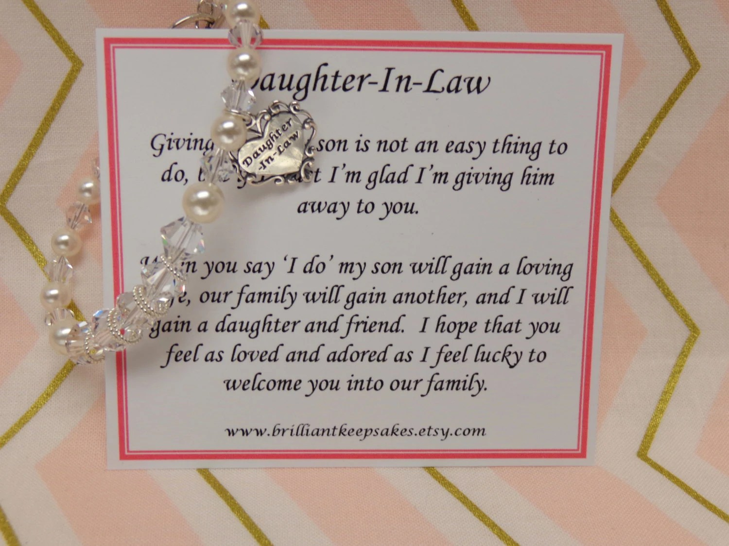 Gift For Daughter In Law On Wedding Day Obamaletter