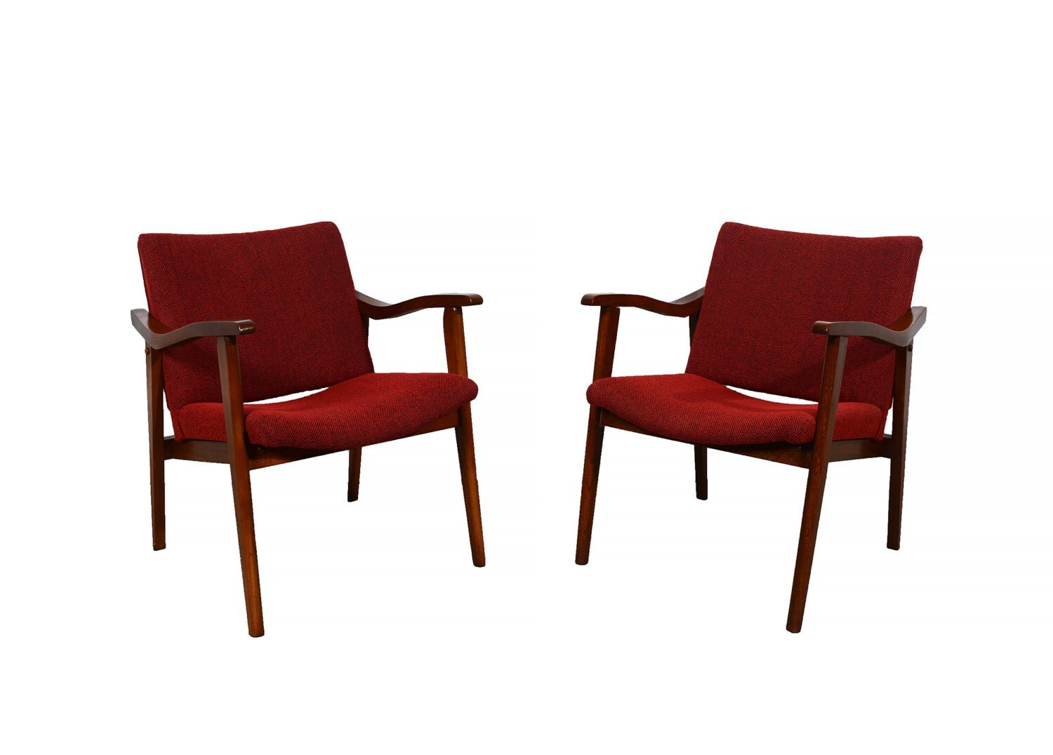 bernhard chair review computer adjustable arms lounge chairs walnut arm mid century modern
