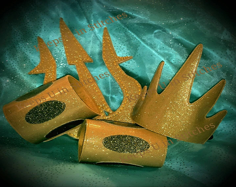 King triton cuffs  Etsy