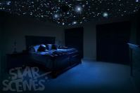 Ceiling Stars for Romantic Bedroom DIY Glow in the Dark Star