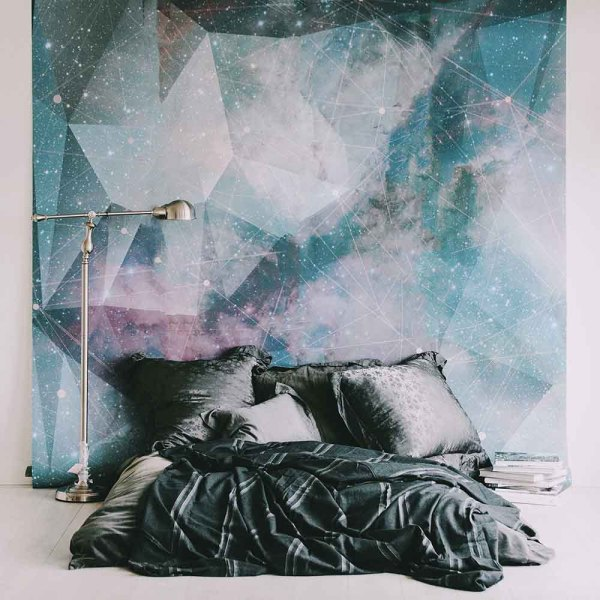 Constellation Mural Large Wall Space Graphic