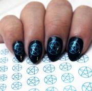 pentacle nail art pnb 31 metallic
