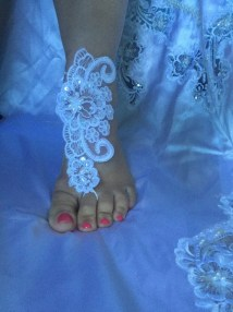 Barefoot Sandals Wedding Beach