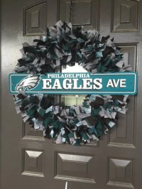 Football Decorations Sports Decor Philly Eagles NFL