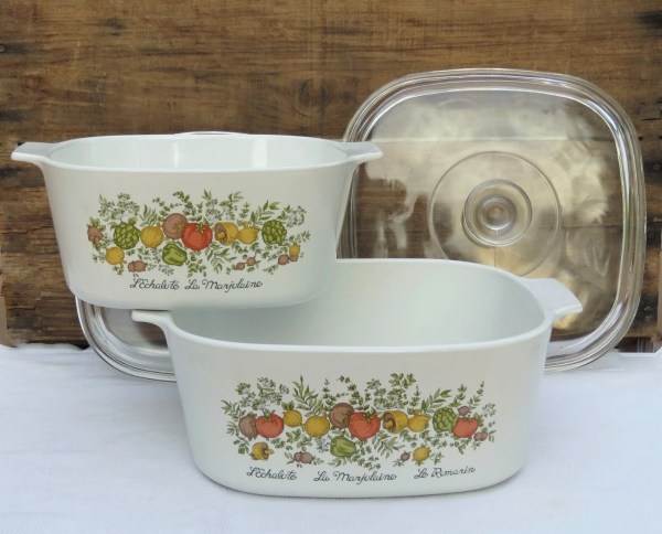 Corningware Spice Of Life Dutch Oven And