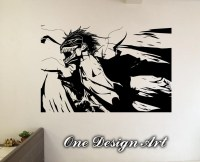 Naruto Kakashi's Mangekyo Sharingan Eye wall decals anime