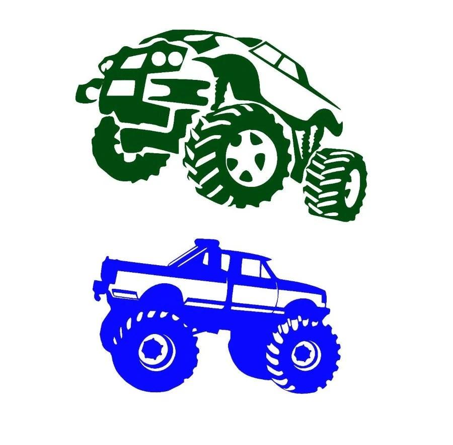 Download monster truck svg designs files for cricut by OhThisDigitalFun