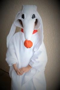 Zero Ghost Dog Halloween Costume Nightmare Before xmas by ...