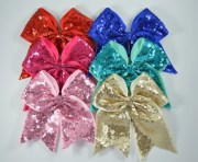 giant 8 cheer bow girls bows