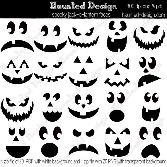 Items similar to Pumpkin Carving Templates Digital