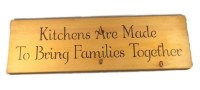 Kitchens Are Made To Bring Families Together Family Kitchen