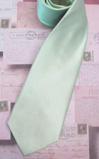 Mint Green Ties. Mens Ties. Pastel Dusty Mint Green by ...