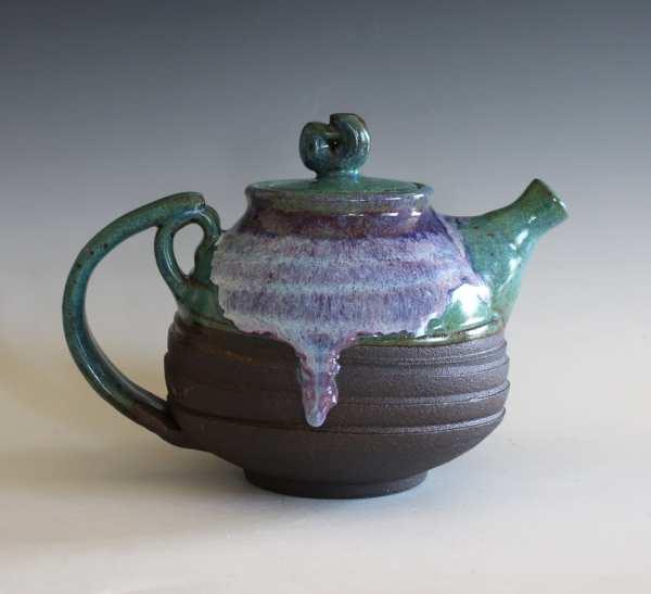 Ceramic Teapot Handmade Stoneware