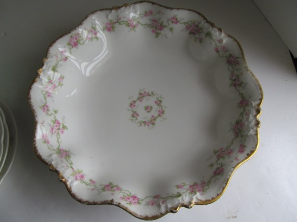 Gda Limoges China Bowl France French Tableware