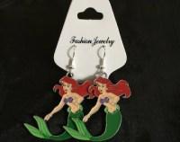 Disney's The Little Mermaid Ariel Stud Earrings