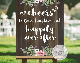 Download Wooden wedding signs | Etsy
