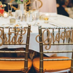 Wedding Bride And Groom Chairs Pine Kitchen Ireland Chair Signs For Hanging