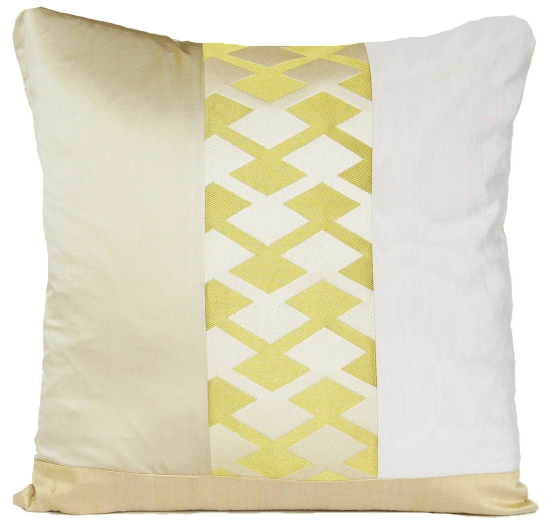 gold throws for sofas gray fabric sofa bed pillow throw case decorative item yellow cushion