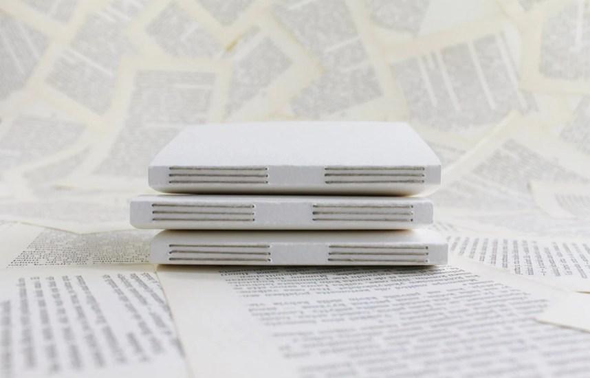 Small Longstitch Notebook...