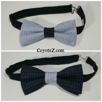 Binary Code Bowtie Geek Fashion Bow Tie Gifts for Him