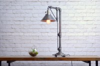 Industrial Table Lamp Table Lamps Industrial Style Lamp
