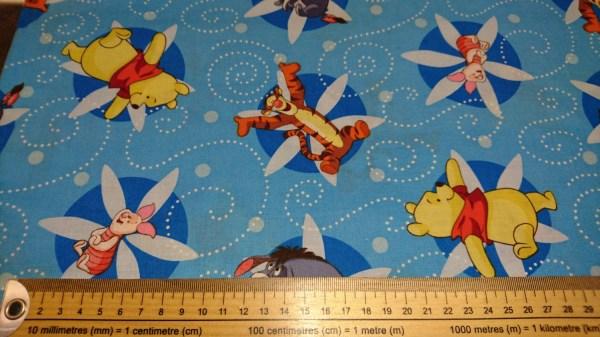 Winnie Pooh Disney Fabrics