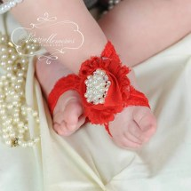 Baby Barefoot Sandals Newborn Shoes