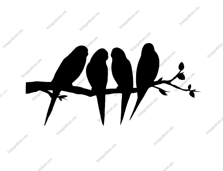 Birds 4 Birds Clip Art Put A Bird On It Premium Birds