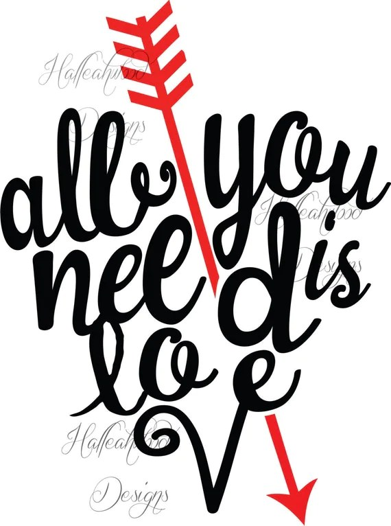 Download All you need is love DIGITAL DESIGN