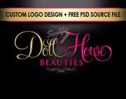 hair and boutique logos - signtificdesign
