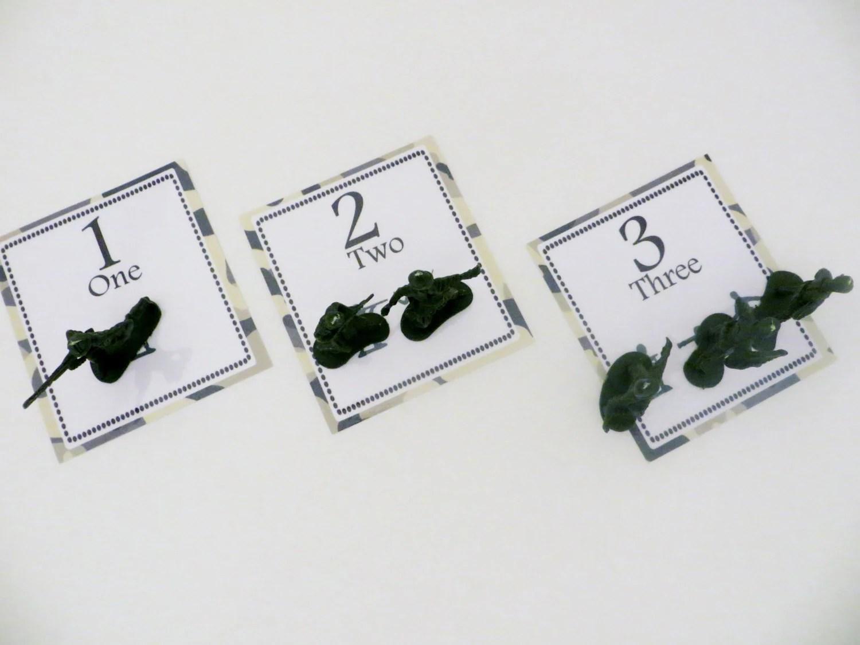 Printable Military Math Counter Printable Math By